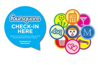 Foursquare: Ventajas de usarlo para personas y para negocios