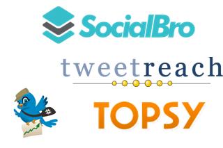 Herramientas gratuitas para analizar hashtags y frases de Twitter