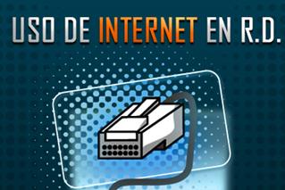 Evolución y uso del Internet en la República Dominicana [Infografía]