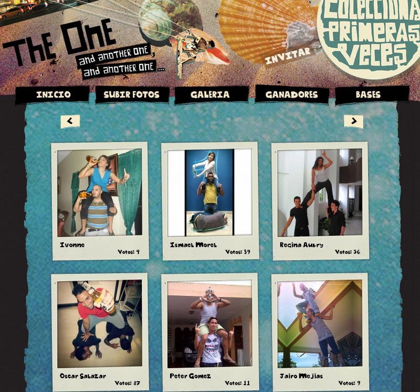 Concurso-Cerveza-The-One-Facebook-Primeras-Veces