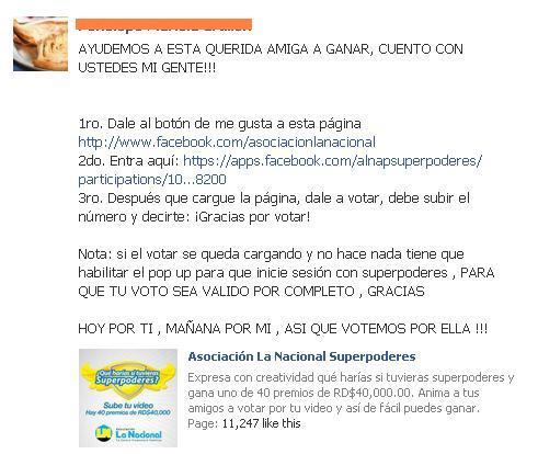 Ejemplo-Spam-Concursos-Facebook
