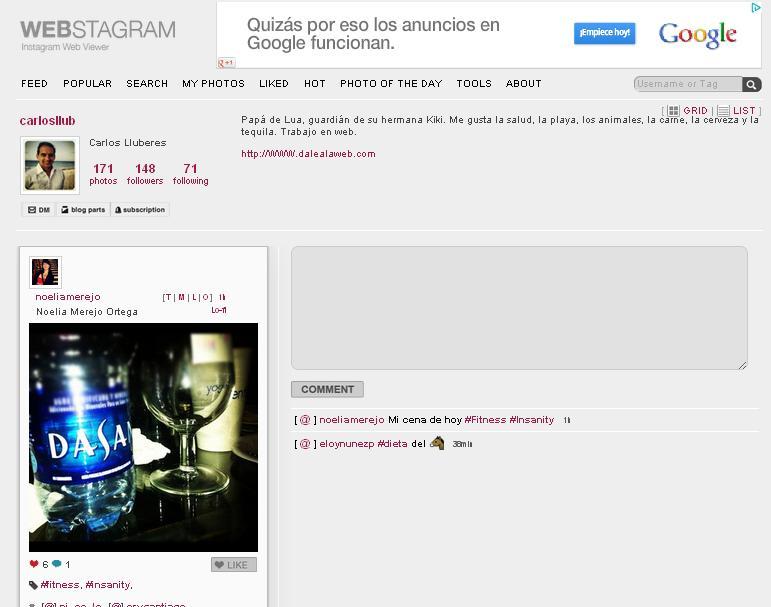 Ejemplo-webstagram