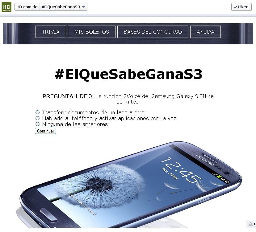 Abusar de la comunidad de un influencer: el concurso #ElQueSabeGanaS3