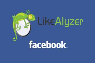 Mide y compara páginas de fans de Facebook con LikeAlyzer