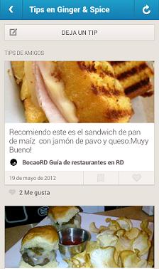 Tips-Recomendaciones-Venues-Foursquare-Ginger-Spice