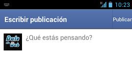 Escribir-Publicacion-Facebook-Page-Manager-Android