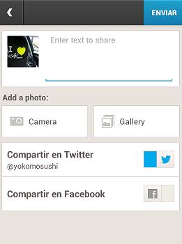 Escribir-Publicación-Foursquare-App-Movil-Negocios