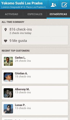 Estadísticas-Locales-Venues-Foursquare-App-Movil-Negocios