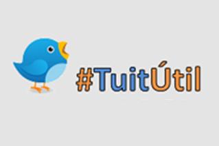 Tuit Útil: analiza tu cuenta de Twitter con datos útiles y divertidos