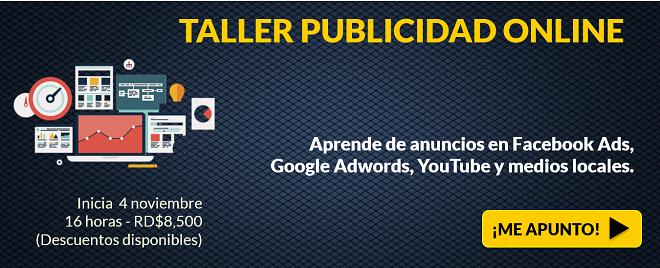 Curso-Taller-Publicidad-Online-Adwords-Google-Facebook-ads-santo-domingo-RDominicana-660-noviembre-2014