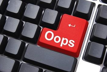 10 errores comunes de las marcas que se inician en redes sociales