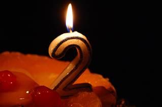 En nuestro 2do. aniversario: ¡Gracias!