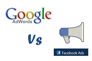 Ventajas de Google Adwords vs Facebook Ads, ¿cuándo usar cada uno?