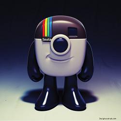 Robot-Instagram