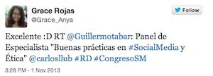 Testimonio-Grace-Rojas-CongresoSM-Social-MediaAds-Bogota-Colombia-nov-13