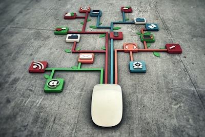 Mucha comunicación, pocos resultados comerciales de las empresas en digital