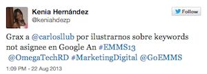 Testimonio-Charla-Analitica-Web-Social-EMMS-Dominicana-ago-2013-Kenia-Hernandez