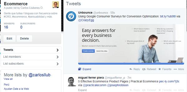 Ejemplos-Listas-Twitter-ecommerce