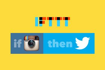 Si abandonaste Twitter, y solo publicas allí, desde Instagram, mejor usa IFTTT
