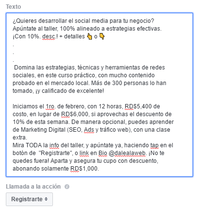 Crear-Anuncios-Instagram-Definir-Texto-Imagen-Enlace-Web-Facebook-Ad-Power-Editor-Paso-15E--2017