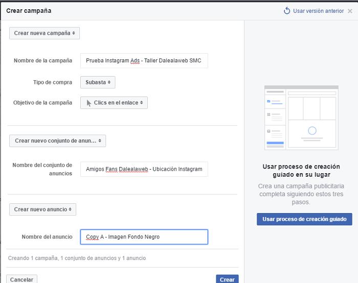 Crear-Campana-Anuncios-Instagram-Nombre-Campana-Facebook-Ad-Power-Editor-Paso-3.5-2017