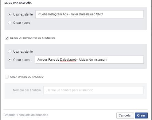 Crear-Conjunto-Anuncios-Instagram-Nombrar-Conjunto-Facebook-Ad-Power-Editor-Paso-6