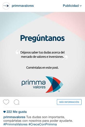 Campana-Publicidad-Digital-Anuncio-Instagram-PrimmaValores-Antes