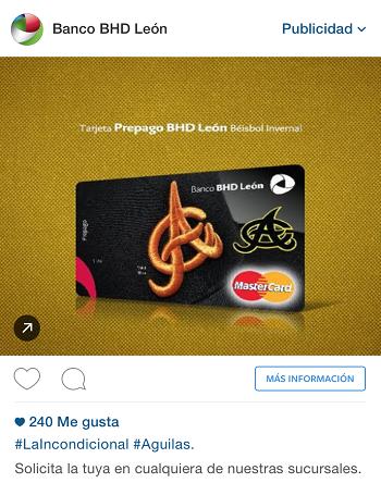 Campana-Publicidad-Digital-Anuncio-Instagram-Tarjeta-Lidom-BHDLeon-Antes