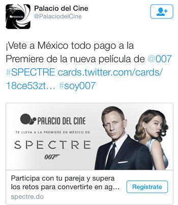 Campana-Publicidad-Digital-Anuncio-Twitter-Spectre-Antes