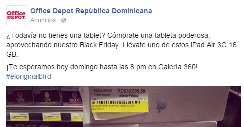 Ejemplo-CopyWriting-Facebook-Ads-Office-Depot