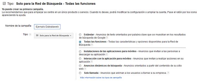 Creando-Tipo-Campaña-Anuncios-Google-Adwords-SEM-Paso-2