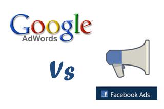 Ventajas de Google Adwords vs Facebook Ads, ¿cuándo usar cada uno?