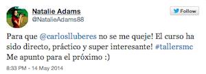 4to TallerSMC-Redes-Sociales-Santo-Domingo-Natalie-Adams