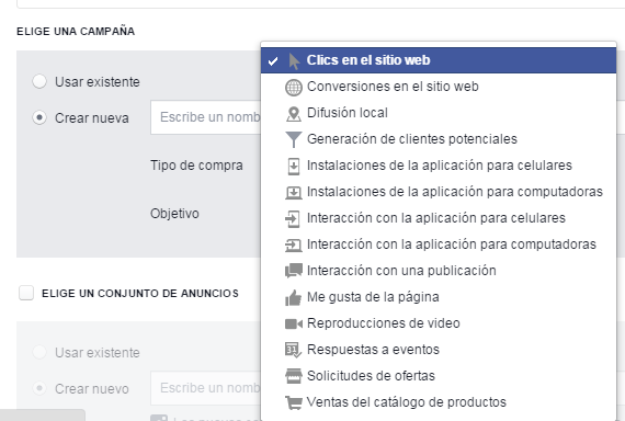 Escoger-Tipo-Campana-Anuncios-Facebook-Ads-Power-Editor