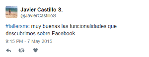 Testimonio-11vo-Taller-Redes-Sociales-Santo-Domingo-may-2015-Javier-Castillo