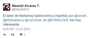 Testimonio-14vo-Taller-Publicidad-Online-Turismo-Santo-Domingo-oct-2015-Massiel-Alvarez