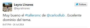 Testimonio-5to-Taller-Redes-Sociales-Santo-Domingo-jul-2014-Leyra-Linares2