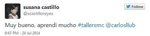 Testimonio-5to-Taller-Redes-Sociales-Santo-Domingo-jul-2014-Susana-Castillo