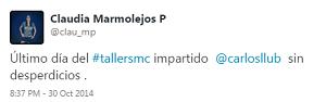 Testimonio-7mo-Taller-Redes-Sociales-Santo-Domingo-oct-2014-Claudia-Marmolejos