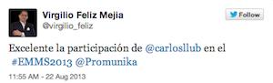Testimonio-Charla-Analitica-Web-Social-EMMS-Dominicana-ago-2013-Virgilio-Feliz