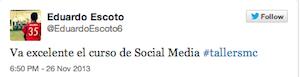 Testimonio-Eduardo-Escoto-Taller-Social-Media-Contenidos-Santo-Domingo-Dominicana-nov-13