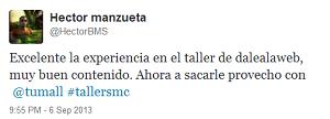 Testimonio-Hector-Manzueta-Taller-Social-Media-Sep-2013