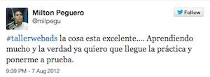 Testimonio-Milton-Peguero-Taller-Publicidad-Online-Santo-Domingo-2012