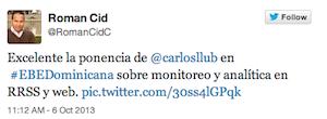 Testimonio-Roman-Cid-Charla-Analitica-Web-Social-EBE-Dominicana-oct-13