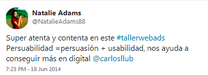 Testimonio-Taller-Publicidad-Online-Google-Adwords-Facebook-Ads-Santo-Domingo-Dominicana-jun-14-Natalie-Adams2