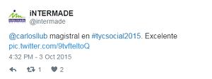 Testimonio-tcysocial-charla-Facebook-Ads-oct-2015-Intermade