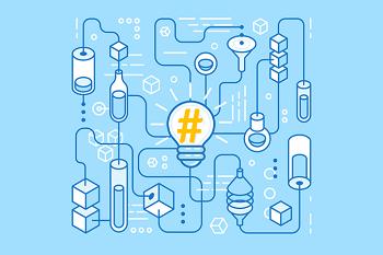 Estrategias de uso de 5 tipos hashtags en Instagram y Facebook para marcas