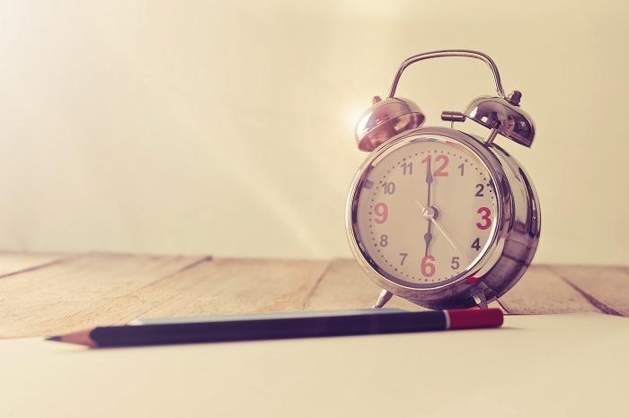 Del tiempo para trabajar, versus para promoverte