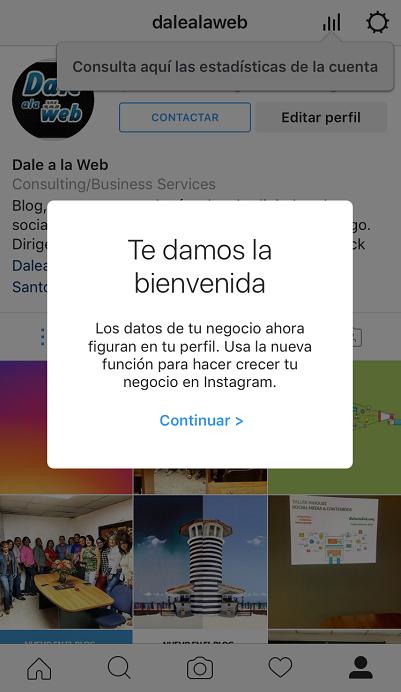 Convertir-perfil-empresa-negocios-compania-Instagram-Pasos-Bienvenida-06