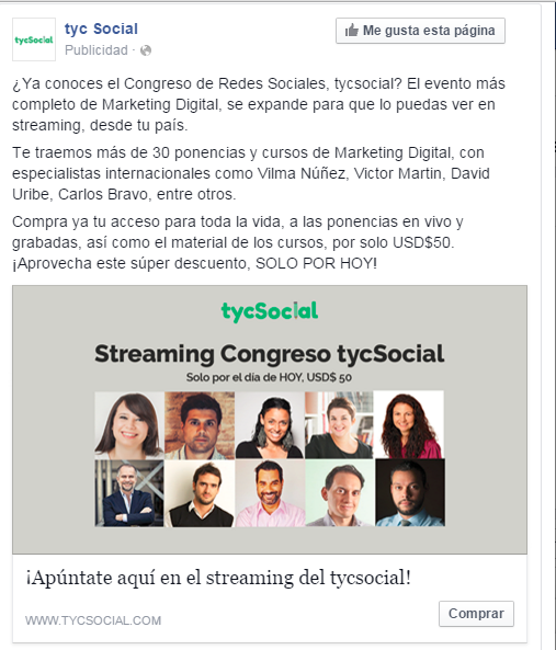 Ejemplo-CopyWriting-Facebook-Ads-tycsocial